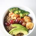 Delicious Buckwheat Grain Bowl
